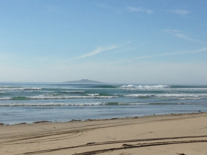 Of course the surf was firing the day we visited and we were without boards. Generally the wind howls here.