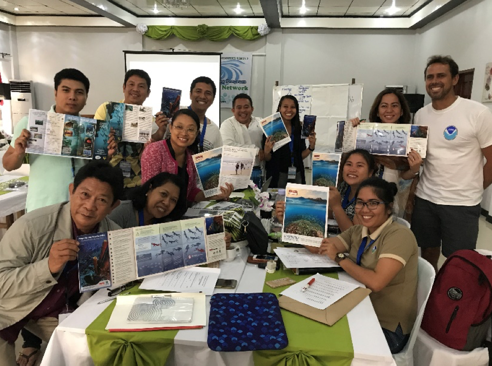 WILDCOAST and the Philippines' Collaborate for Ocean ...  WILDCOAST and t...